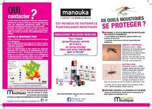 Leaflet Comment se protéger