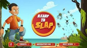 Ready to slap